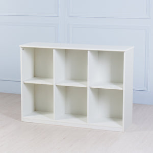 Space<br><i> <small>Large Storage Cabinet in White</i></small>