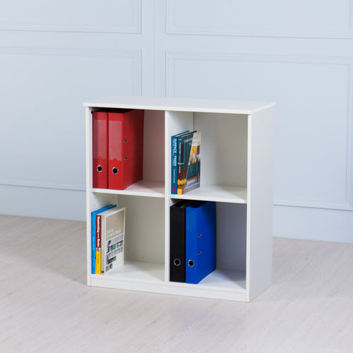 Space<br><i> <small>Small Storage Cabinet in White</i></small>