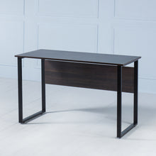 Load image into Gallery viewer, Work It<br><i> <small>Office Desk in Dark Brown</i></small>