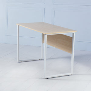 Work It<br><i> <small>Office Desk in Light Oak</i></small>