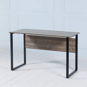 Work It<br><i> <small>Office Desk in Walnut</i></small>