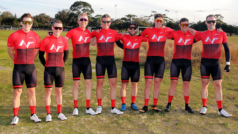 MEET THE APRÈS VÉLO RACING TEAM