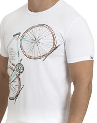 Eagle Quad Racer T-Shirt
