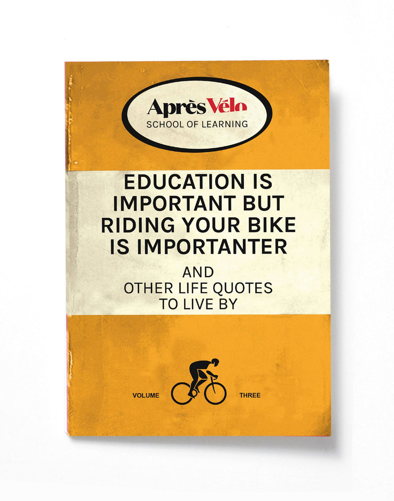 Education Is Important Notebook