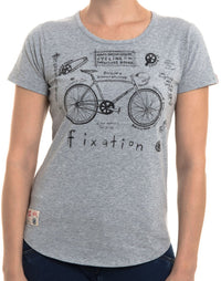 Fixation Code Of Honour T-Shirt