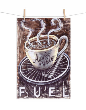 Fuel Canvas Print