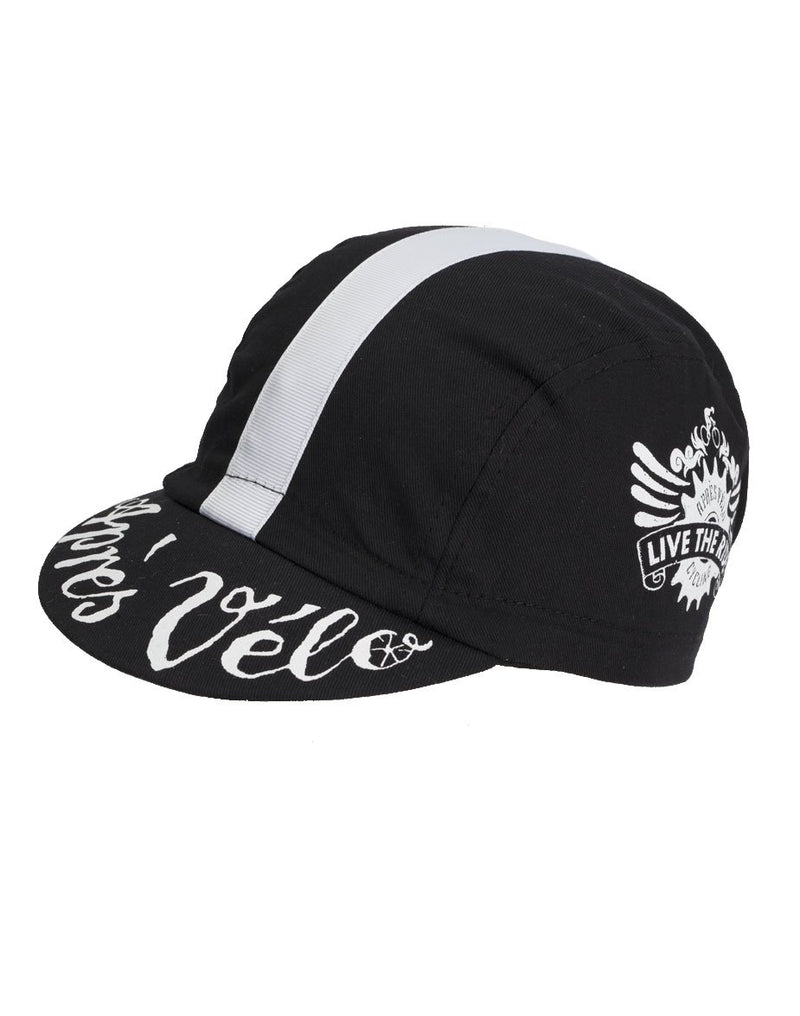 Live the Ride Cycling Cap