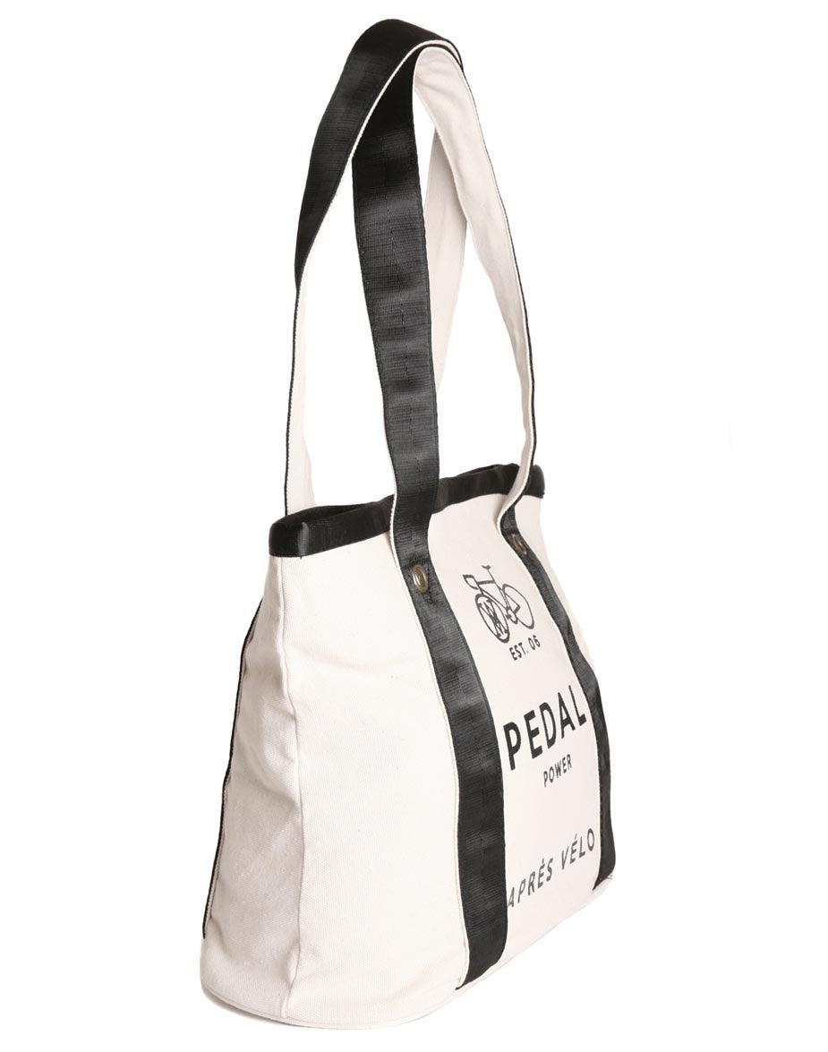 Pedal Power Tote Bag
