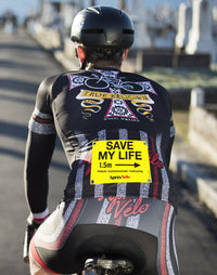 Save My Life Safety Bib