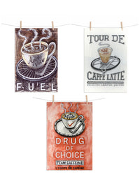 Team Caffeine Canvas Print Pack