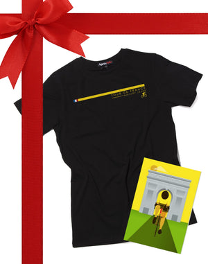 Womens Maillot Jaune Giftwrapped Bundle