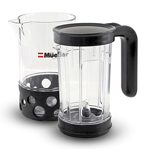 Mueller Hydro Press- Innovative French Press Technology! AMAZON PRODUCT
