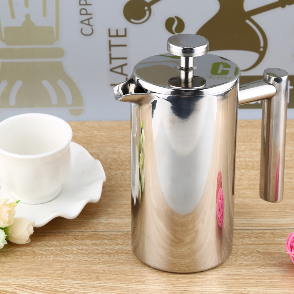 350 ML Stainless Steel French Press