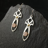 Rising Briar | Drop Earrings