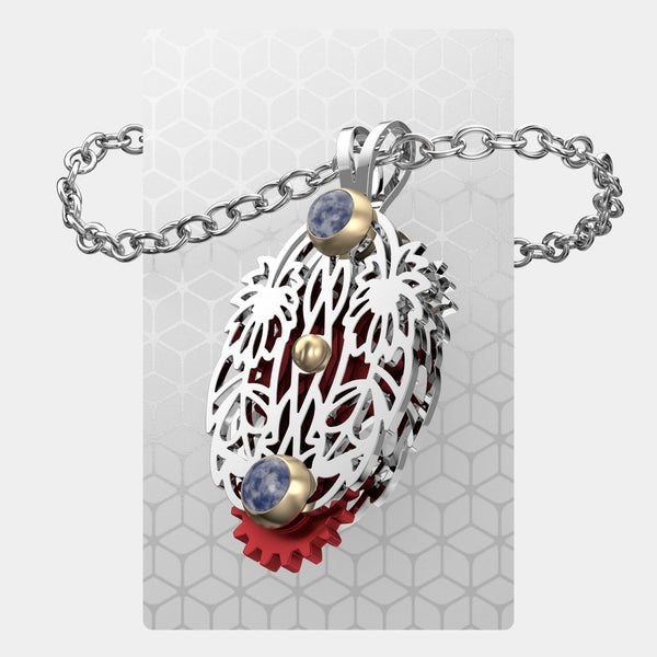 Feathers | Pendant