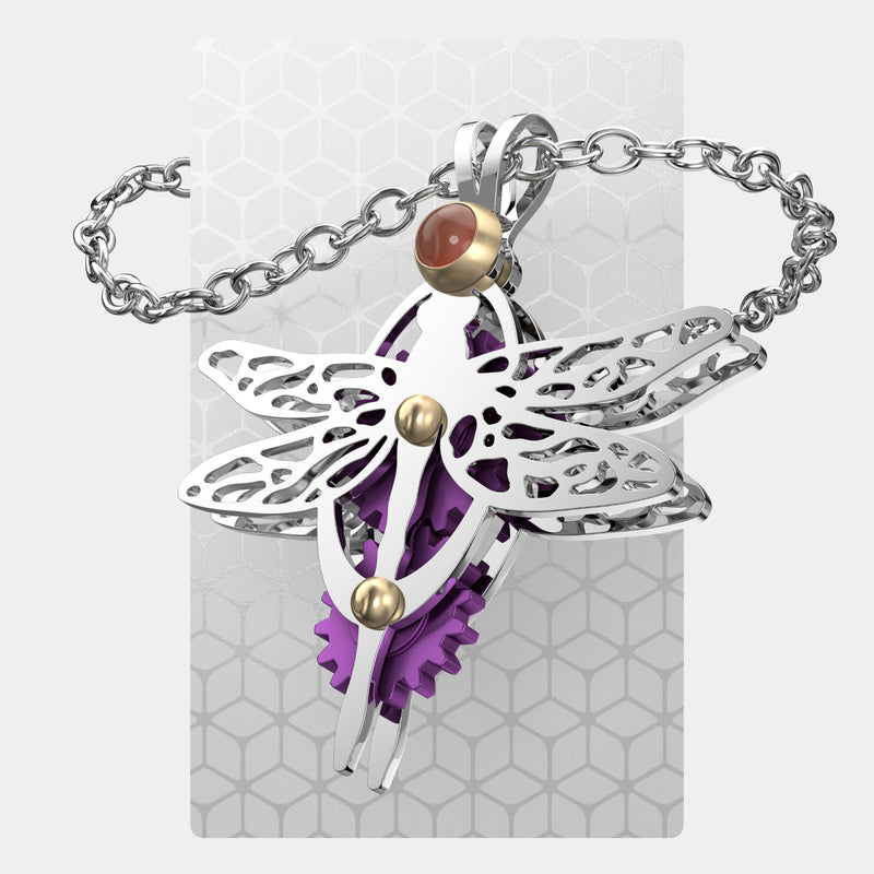 The Dragonfly 2 | Pendant