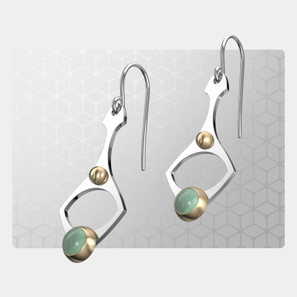 Gaudi Drop | Drop Earrings