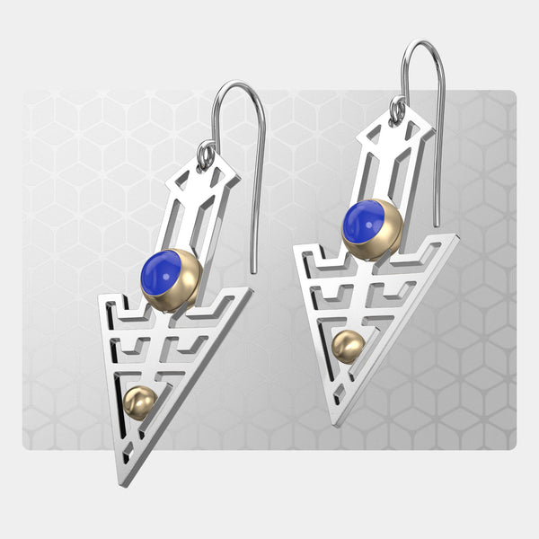 Arrow | Drop Earrings