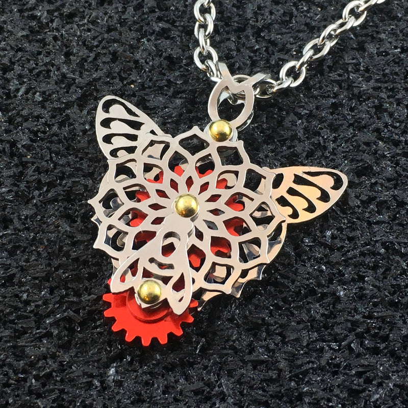 Sacred Butterfly | Pendant