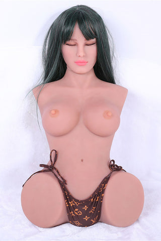 Male Masturbator Doll with Tight Vagina and Anal