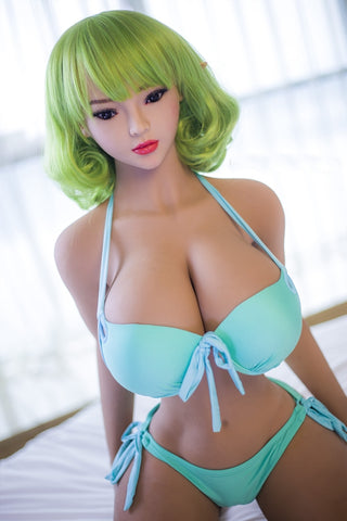 153cm 5ft F-cup Sex Doll Nikki