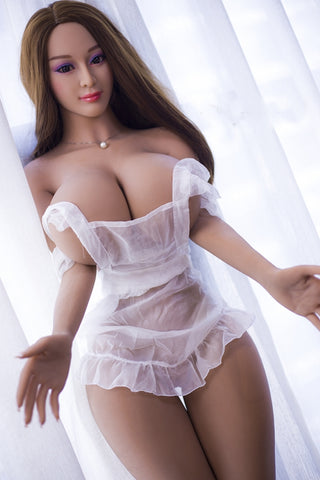 153cm 5ft F-cup Sex Doll Silvie