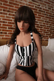 145cm Sexual Girl Nancy Silicone Doll