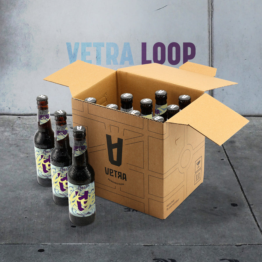 Vetra LOOP - Beer Box