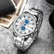 Curren 8274  Watch Men 2017 top brand luxury relogio masculino quartz watch fashion casual watches