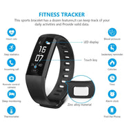 Tezer sport fashion R5pro smart wristband watch health blood prsseure   Passometer Heart Rate Tracke sleep tracker bracelet