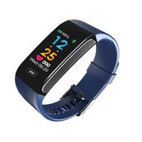 New Fitness Tracker R18 Smart Bracelet Real-time Heart Rate Monitor down to sec Charging 2 hours Useing 1 weeks waterproof watch