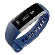 TEZER top Sports Smart Bracelet Oxygen Oximeter Blood Pressure Passometer grey / black /blue  saat Heart rate monitor Remote