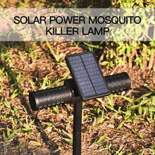 Load image into Gallery viewer, EP-Solar Mosquito Killer Lamp Outdoor Waterproof Villa Yard Garden LED Light Lawn Camping Lamp Large Bug Zapper Light Whole Night - boost-your-inside