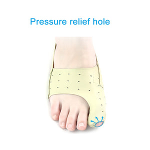 EP-1 Pc Bunion Toe Separator Corrector Straightener Brace Hallux Valgus Orthosis Pain Relief Support - boost-your-inside