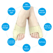 Load image into Gallery viewer, EP-1 Pc Bunion Toe Separator Corrector Straightener Brace Hallux Valgus Orthosis Pain Relief Support - boost-your-inside