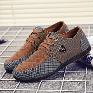 EP-mens Casual Shoes mens canvas shoes for men shoes men fashion Flats brand fashion Zapatos - boost-your-inside