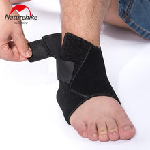 Load image into Gallery viewer, EP-Naturehike Black Adjustable Ankle Support Pad Protection Elastic Brace Guard Support Ball Games Running Safety Gym Fitness 1Pcs - boost-your-inside