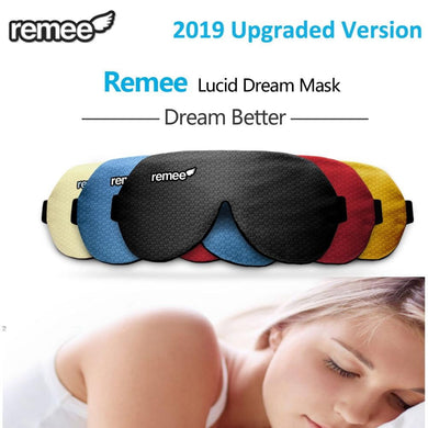 EP-Smart Remee Lucid Dream Mask Dream Machine Maker Patch Dreams Masks Inception Lucid Dream Control - boost-your-inside