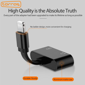 EP-2 in  Adapte  Charger Splitter Headphone Adapter - boost-your-inside