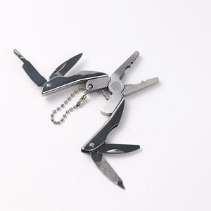 Portable Multifunction Folding Plier Stainless  Camping Survival - boost-your-inside