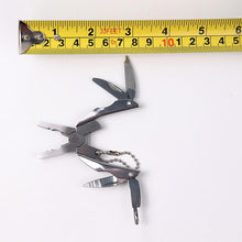 Load image into Gallery viewer, Portable Multifunction Folding Plier Stainless  Camping Survival - boost-your-inside