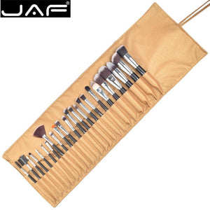 JAF 24pcs Professional Makeup Brushes Set High Quality Soft Lip Eye Shadow Foundation Make Up Brushes Make-up Tool Kit J2404YC-B - boost-your-inside