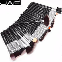 Load image into Gallery viewer, JAF 24pcs Professional Makeup Brushes Set High Quality Soft Lip Eye Shadow Foundation Make Up Brushes Make-up Tool Kit J2404YC-B - boost-your-inside