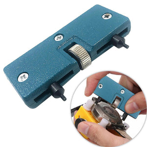 Adjustable Watch Opener Back Case Tool Press Closer Remover Wrench Watch Battery Remover Screw Wrench Repair Watchmaker Tools - boost-your-inside