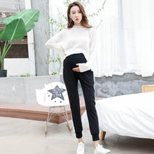 Load image into Gallery viewer, Pregnant Women's Pants Autumn New Fashion Pregnant Women Pants Wear Trousers Casual Pants Maternity Clothes Autumn Wear Maternit - boost-your-inside