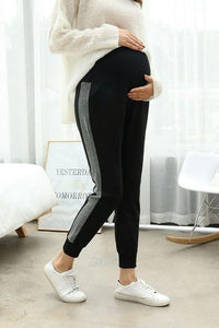Pregnant Women's Pants Autumn New Fashion Pregnant Women Pants Wear Trousers Casual Pants Maternity Clothes Autumn Wear Maternit - boost-your-inside