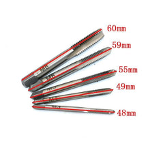 Load image into Gallery viewer, New 5PCS/Set HSS M3 M4 M5 M6 M8 Machine Spiral Point Straight Fluted Screw Thread Metric Plug Hand Tap Drill - boost-your-inside