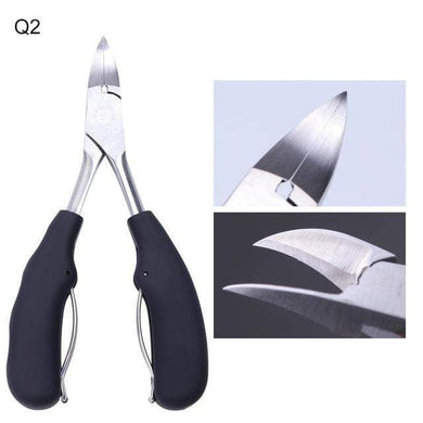 1pcs Professional Nail Clippers Trimmer Cutter - boost-your-inside