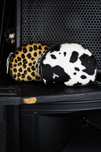 Ponyskin Animal Print Purses