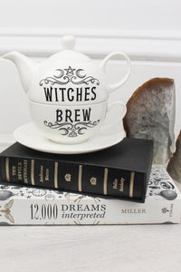 Witches Brew Tea Set